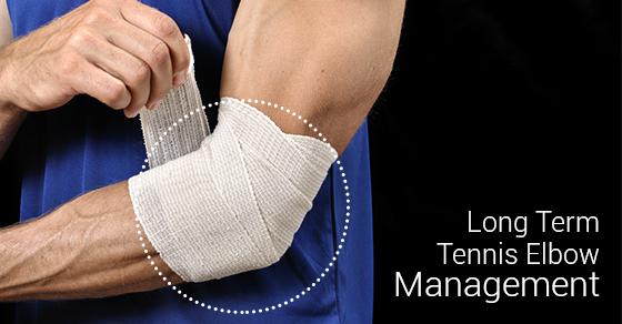 Tennis Elbow Management