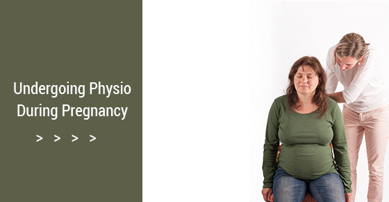 Undergoing Physio During Pregnancy